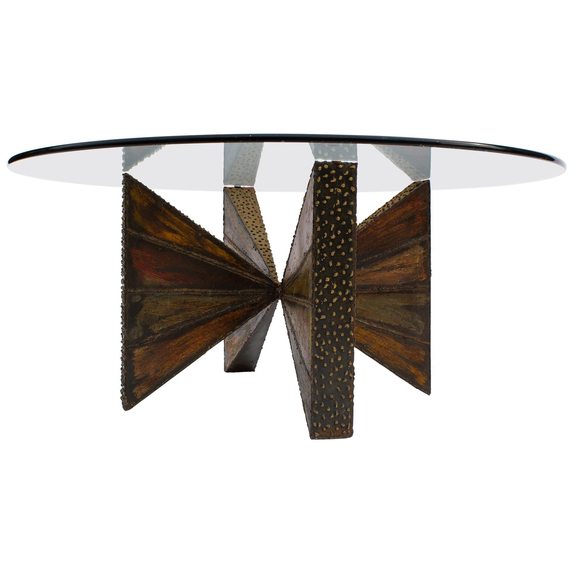 Paul Evans Studio for Directional Coffee Table