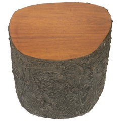 Paul Evans Tree Trunk Table Model #109