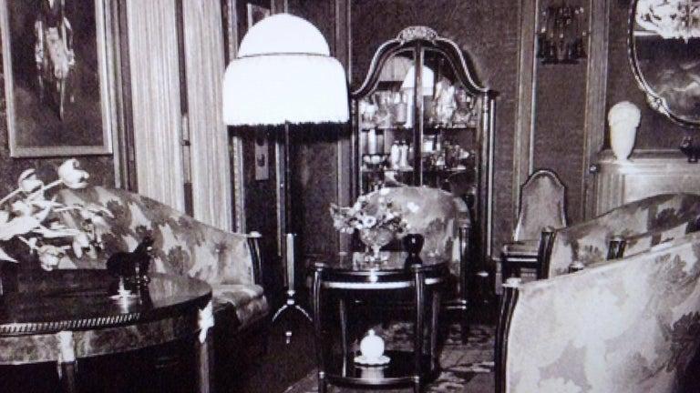 Early 20th Century Paul Follot Display Cabinet/Vitrine For Sale