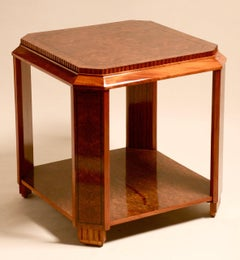 Paul Follot modernist side table