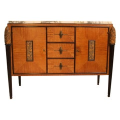 Paul Follot Sideboard, 1920s
