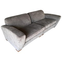 Paul Frankl Art Deco Speed Sectional Sofa, circa 1940