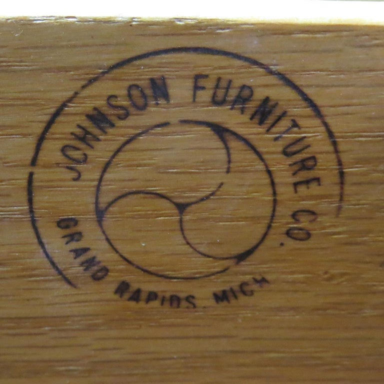Paul Frankl Cork Bedroom Set for Johnson Furniture For Sale 2