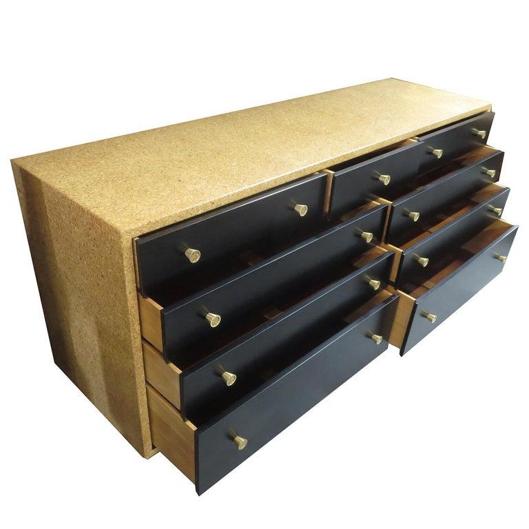 Paul Frankl Cork Bedroom Set for Johnson Furniture For Sale 1