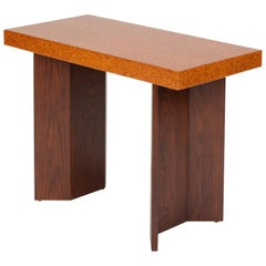 Paul Frankl Cork Console Table