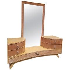 Paul Frankl Drop-Well Dressing Vanity