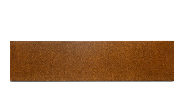 Mid-20th Century Paul Frankl Low Cork Table For Sale