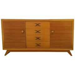 Paul Frankl Mid-Century Modern Credenza