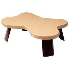 Paul Frankl Model 5005 Coffee Table in Cork