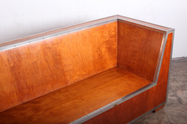 Paul Frankl Sofa Exhibited at the 1933-1934 Chicago World's Fair For Sale 5