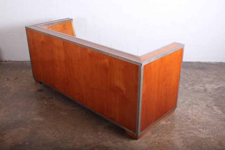 Paul Frankl Sofa Exhibited at the 1933-1934 Chicago World's Fair For Sale 6