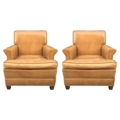 Paul Frankl Style Lounge Chairs