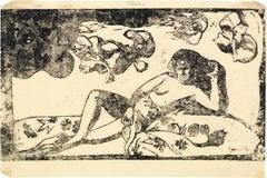 Te Arii Vahine - Opoi / La femme aux mangos - Fatigué