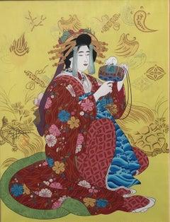 Daikoku, Dieu de la Richesse