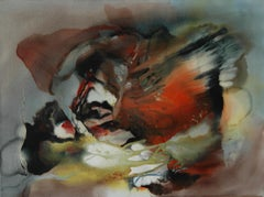 Eyes of the Dove / Paul Jenkins / 1959