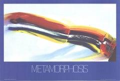 "Paul Jenkins-Phenomena Gold Coast-21.5"" x 32""-Offset Lithograph-1975-Abstract"