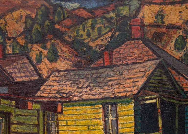 Untitled (Colorado Mountain Town) For Sale 2