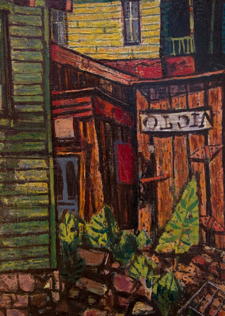 Untitled (Colorado Mountain Town) For Sale 3