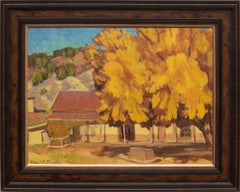 Untitled (Colorado Ranch in Autumn)