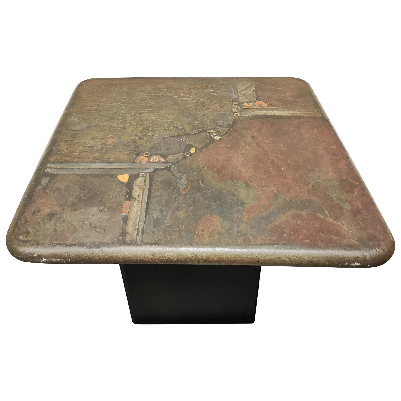 Paul Kingma Coffee Table, 1987
