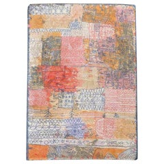 After Paul Klee Scandinavian Rug Florentinische Villenviertel Bauhaus Design