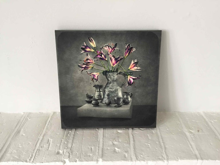 Lilies: Limited Edition 24 x 24