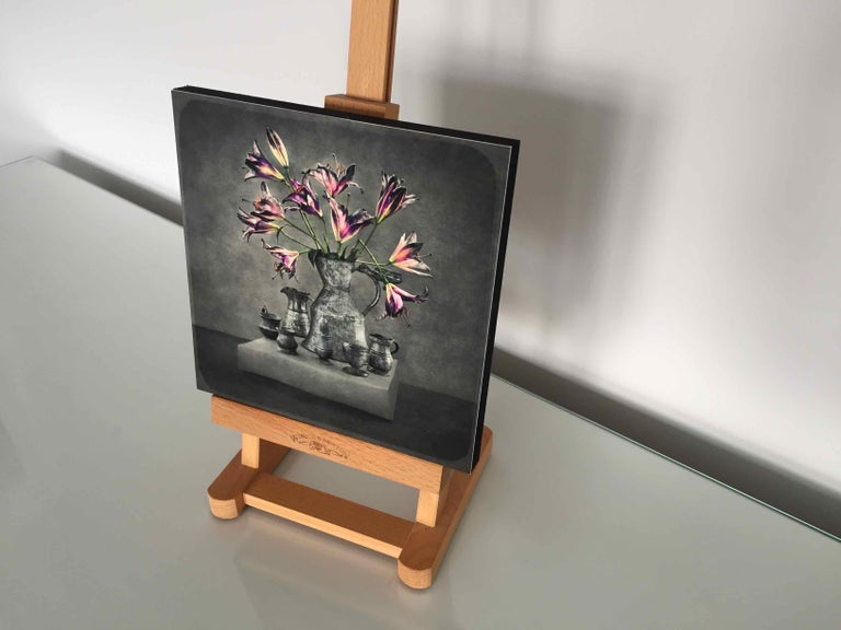 Lilies: Limited Edition 8 x 8