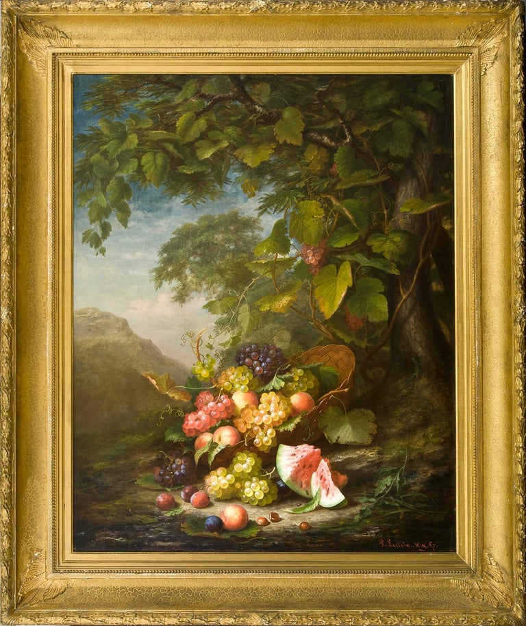 Still Life in a Landscape For Sale 1