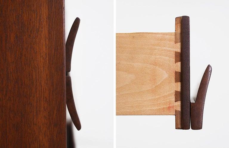 Paul Laszlo 8-Drawer Dresser for Brown Saltman For Sale 2