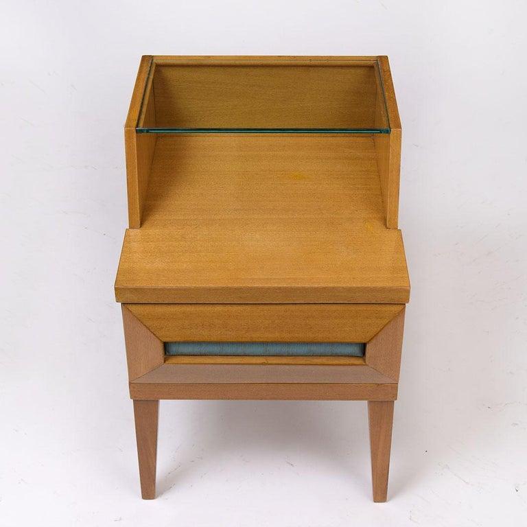 American Paul Laszlo Side Table For Sale