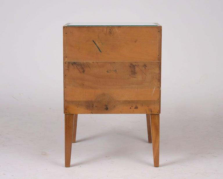 Mid-20th Century Paul Laszlo Side Table For Sale