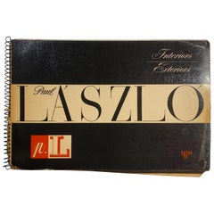 Paul Laszlo Catalog from 1947