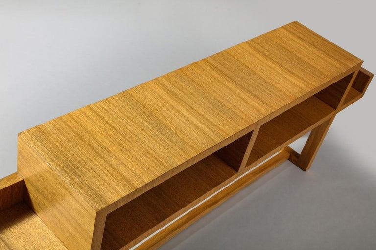 American Paul Laszlo Console Table For Sale