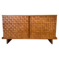 Paul Laszló Double Chest of Drawers for Brown Saltman