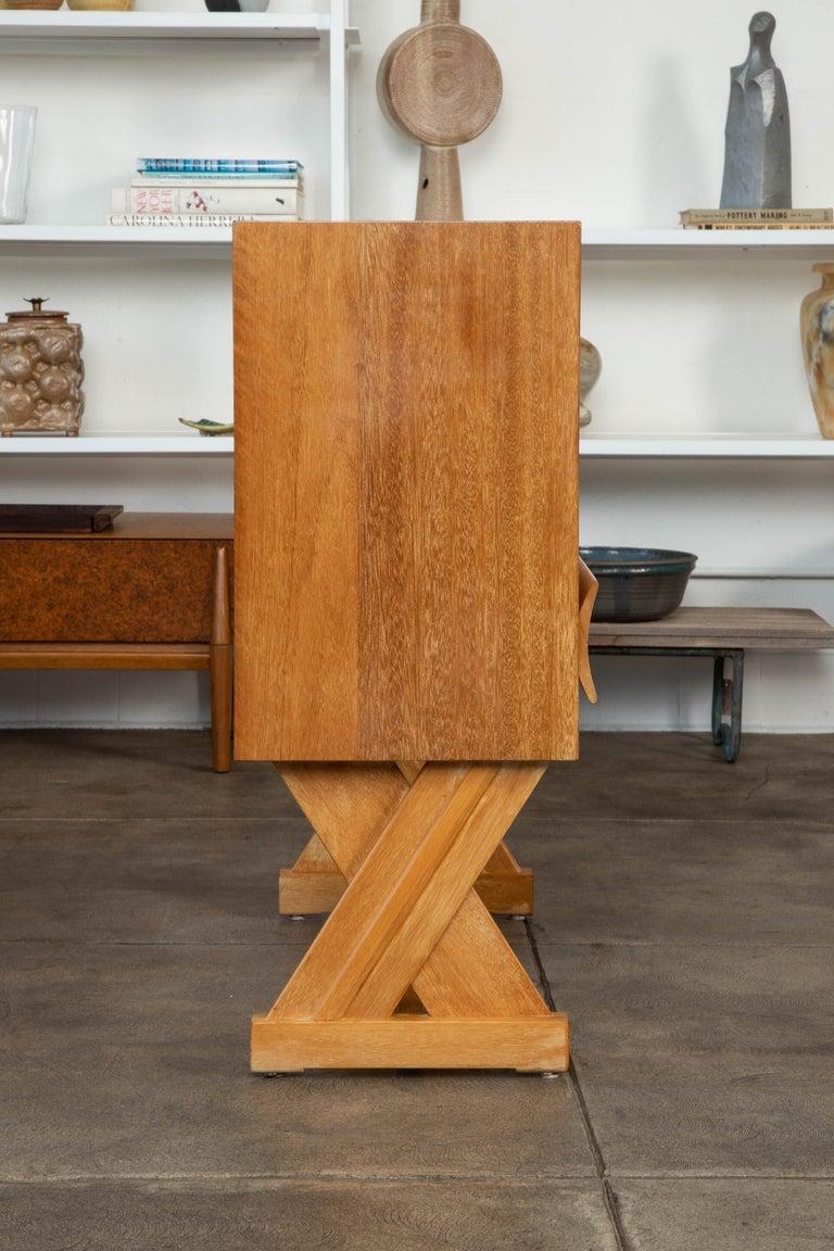 Paul Laszlo Liquor Cabinet for Brown Saltman For Sale 1