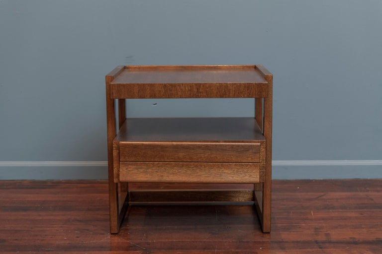 Paul Laszlo End Table for Brown Saltman In Good Condition For Sale In San Francisco, CA
