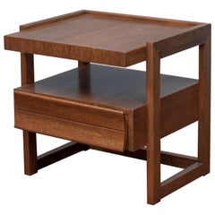 Paul Laszlo End Table for Brown Saltman
