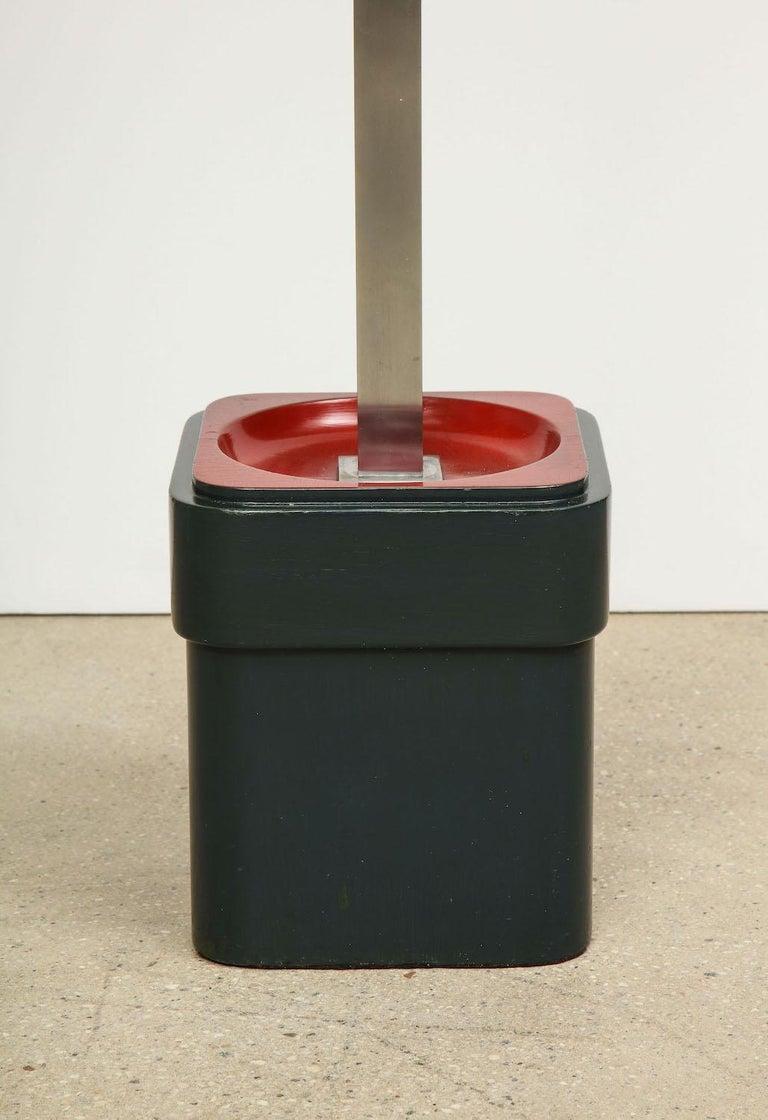 American Paul Laszlo Floor Lamp For Sale