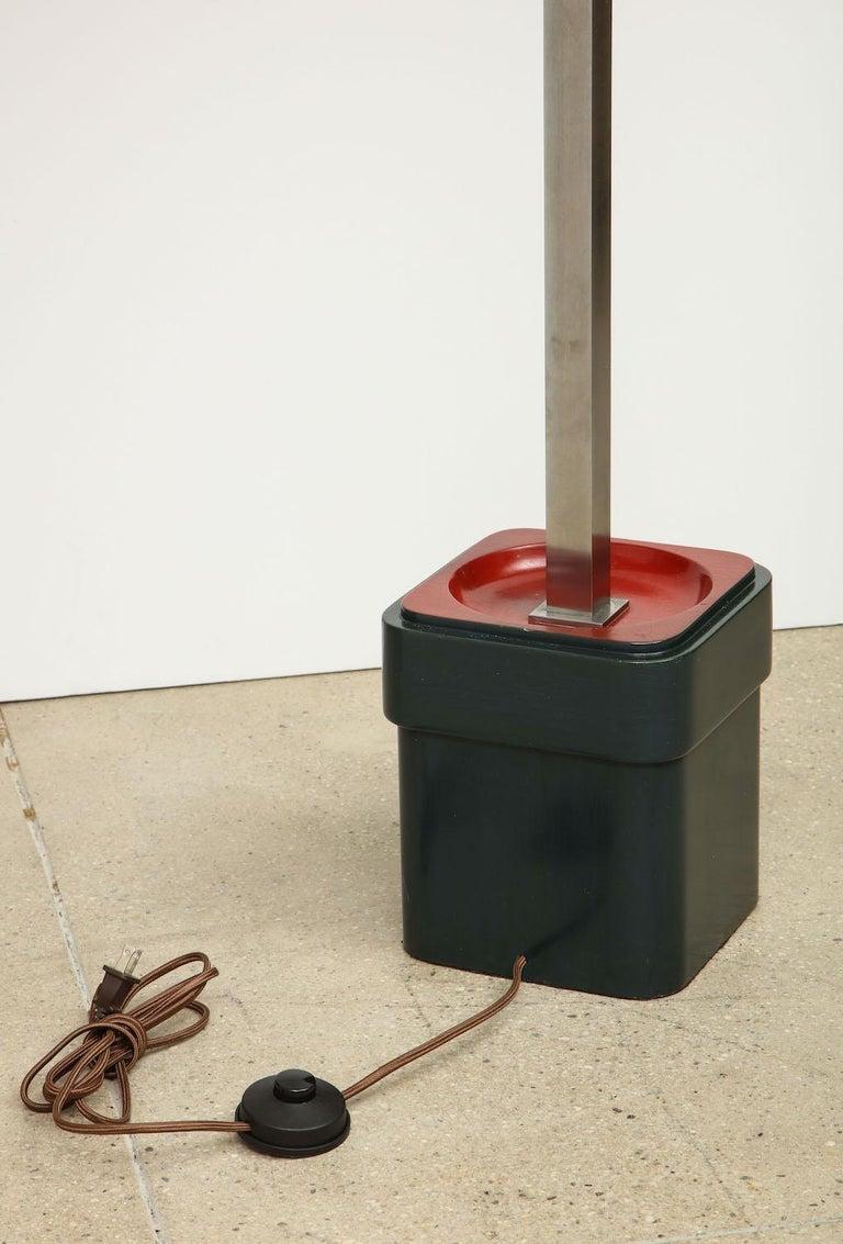 20th Century Paul Laszlo Floor Lamp For Sale