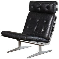 Paul Leidersdorf Upholstered Lounge Chair
