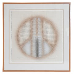 Paul Maxwell Artist's Proof II / Peace Sign