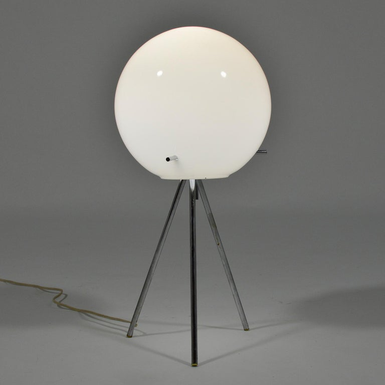 Mid-Century Modern Paul Mayan Sputnik Table Lamp by Habitat For Sale