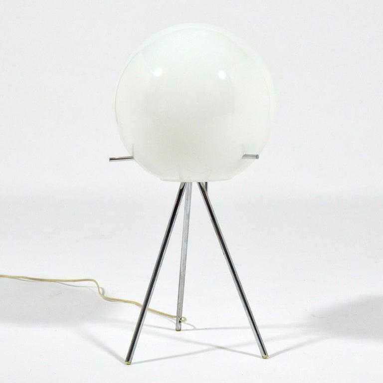 Mid-20th Century Paul Mayan Sputnik Table Lamp by Habitat For Sale