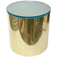 Paul Mayen Drum Side Table