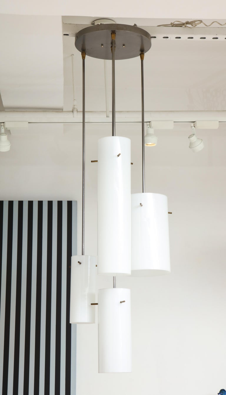 Minimalist Paul Mayen Hanging Fixture for Habitat For Sale