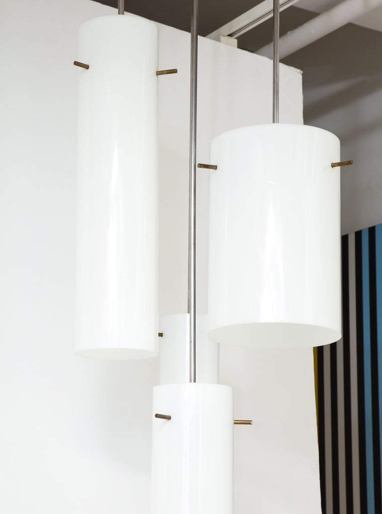 Paul Mayen Hanging Fixture for Habitat In Good Condition For Sale In New York, NY