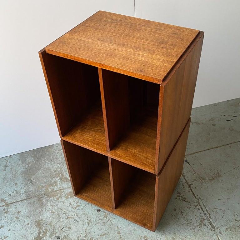 American Paul Mayen Rotating Storage Cabinet for Habitat For Sale