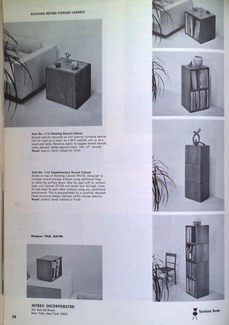 Paul Mayen Rotating Storage Cabinet for Habitat For Sale 2