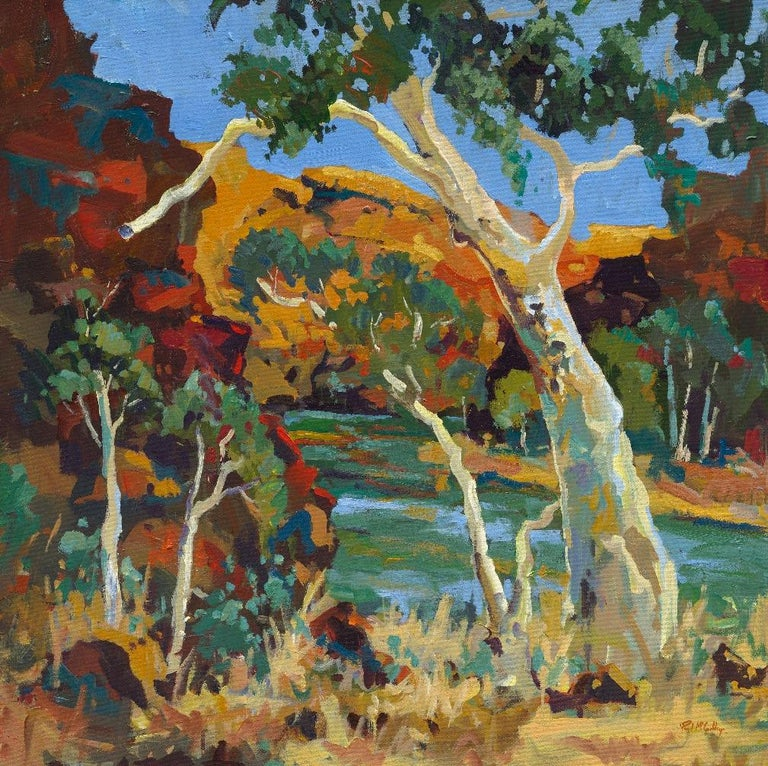 Paul McCarthy Landscape Painting - Ormiston Gorge
