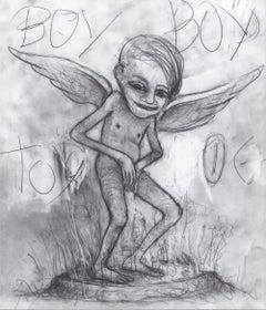 2020 Paul McCarthy 'Boy Boy Toy' Giclee